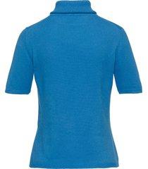 coltrui model rebecca 100% kasjmier van peter hahn cashmere blauw
