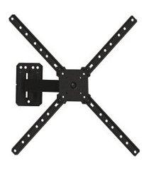 suporte articulado para tv 10 a 55 pol brasforma sbrp1030 4 movimentos