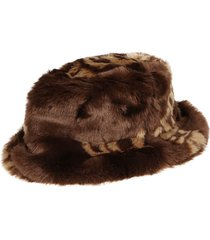 gcds fur fisherman hat