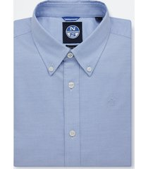 camicia in cotone oxford