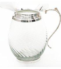 jarra em prata mã©dia - incolor - dafiti