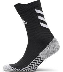 alphaskin traxion crew socks underwear socks regular socks svart adidas performance