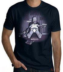 camiseta antivírus homer