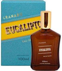 eucalipto granado perfume - eau de toilette 100ml