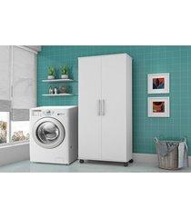 armário arezzo lavanderia branco j&a móveis