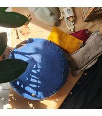 poduszka do jogi i medytacji zafu mar