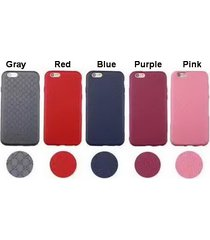 fashion style 2017 tpu plastic gu case cover apple iphone6/6s iphone6/6s plus