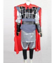 mulan li shang costume li shang cosplay outfit men halloween costume