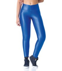 legging areia bronze cirrê azul bic