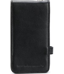 want les essentiels de la vie phone case - black