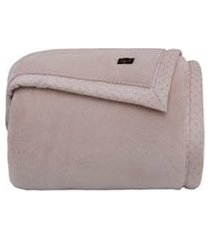 cobertor king size blanket 700 rose parisi - kacyumara
