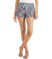 jenni printed pajama shorts, created for macy's