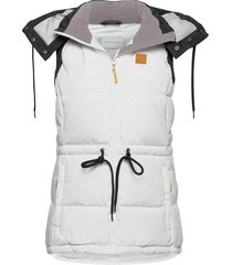 boon down vest vests padded vests multi/patroon johaug