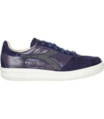 scarpe sneakers donna camoscio b. elite