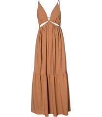 calliope cut out dress