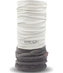 bandana heather polar gris wild wrap
