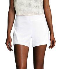 sherri embellished shorts