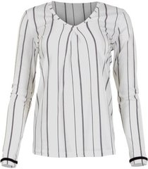 blouse maicazz shirt loma sp20.75.003 black stripe