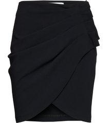 pauline kort kjol svart iro