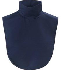 shirtkraag van peter hahn blauw
