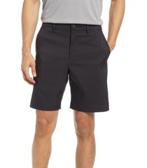 callaway golf(r) stretch shorts, size 32 in caviar at nordstrom