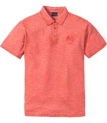 polo slim fit (rosso) - rainbow