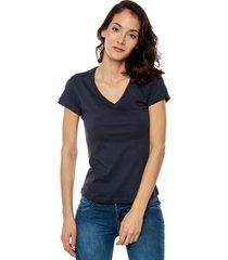 s3350 camiseta d azul oscura