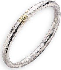 ippolita women's sterling silver & 18k yellow gold bracelet