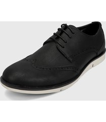 oxford negro-blanco kenneth cole