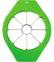 fatiador thata esportes cortador de maã§ã£s frutas tira miolo com alã§a - verde - dafiti