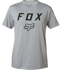 fox men's legacy logo graphic t-shirt