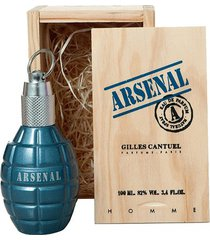 perfume blue masculino arsenal edp 100ml