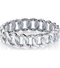 2028 stretch link bracelet
