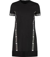 dsquared2 wool sheath dress