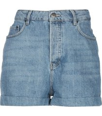 american vintage denim shorts