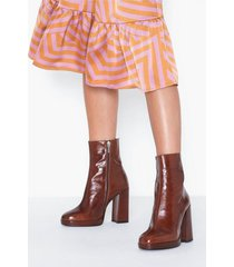 river island crimson platform boot boots