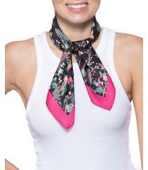 inc jungle botanical bandana scarf, created for macy's