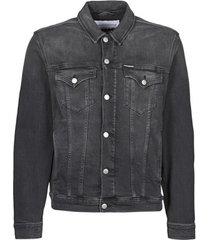 spijkerjack calvin klein jeans foundation jacket
