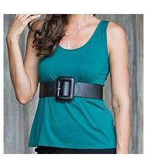 modal top, 'lotus green' (indonesia)