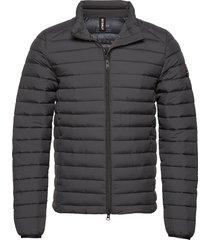 beret jacket man gevoerd jack grijs ecoalf