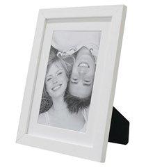 porta retrato com paspatur insta 18x24cm branco