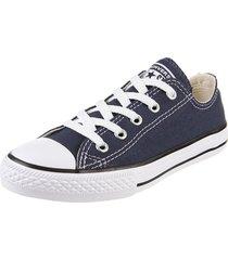 zapatilla azul converse ctas core ox navy