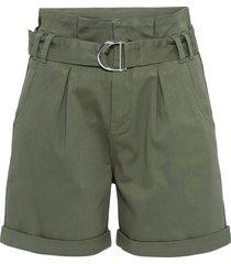shorts a vita alta (verde) - rainbow