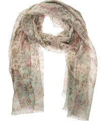 etro delhy - paisley silk scarf