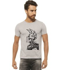 camiseta joss - caveira moicano - masculina