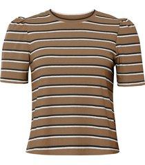 maglia a righe (marrone) - bodyflirt