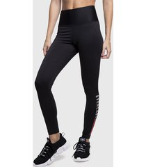 legging everlast long line negro - calce ajustado