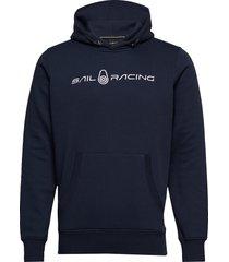bowman hood hoodie trui blauw sail racing