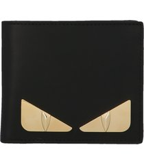 fendi metal bug wallet