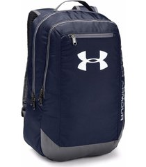 morral under armour storm hustle-azul oscuro